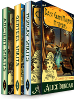 The Daisy Gumm Majesty Cozy Mystery Box Set 2 (Three Complete Cozy Mystery Novels in One)