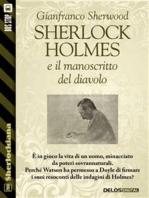 Sherlock Holmes e il manoscritto del diavolo