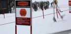 Avalanche Strikes Crowded Mammoth Mountain