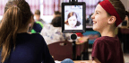 Robot Helps Ailing Owen J. Roberts Student Attend Classes