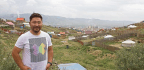 To Fight Pollution, He's Reinventing The Mongolian Tent