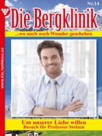 Die Bergklinik 14 – Arztroman