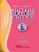 Writers Editors Critics (WEC)
