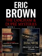 The Langham & Dupré Mysteries Omnibus