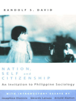 Nation, Self and Citizenship