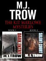 The Kit Marlowe Mysteries Omnibus