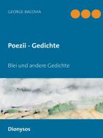 Poezii - Gedichte