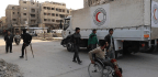 Aid Begins To Reach Besieged Syrian Region, But Many Medical Supplies Blocked