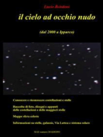Il cielo ad occhio nudo (dal 2000 a Ipparco)
