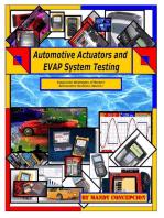 Automotive Actuators and EVAP System Testing