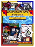 Automotive Equipment Usage and Repair Strategies