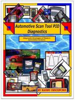 Automotive Scan Tool PID Diagnostics