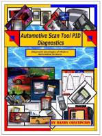 Automotive Scan Tool PID Diagnostics