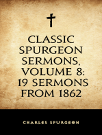 Classic Spurgeon Sermons, Volume 8