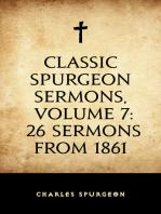 Classic Spurgeon Sermons, Volume 7