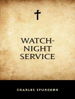Watch-Night Service