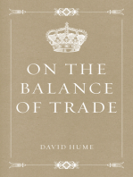 On the Balance of Trade