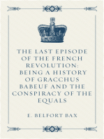 The Last Episode of the French Revolution