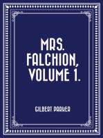 Mrs. Falchion, Volume 1.