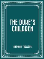 The Duke's Children