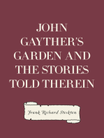 John Gayther's Garden and the Stories Told Therein