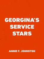 Georgina's Service Stars