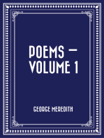 Poems — Volume 1