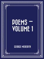 Poems — Volume 1