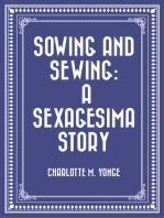 Sowing and Sewing