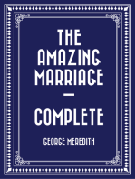 The Amazing Marriage — Complete