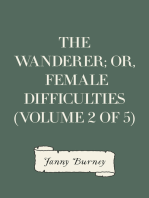 The Wanderer; or, Female Difficulties (Volume 2 of 5)