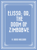 Elissa; Or, The Doom of Zimbabwe