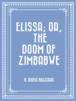 Elissa; Or, The Doom of Zimbabwe