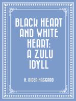 Black Heart and White Heart