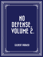 No Defense, Volume 2.