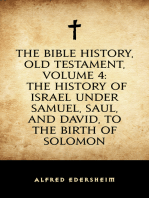 The Bible History, Old Testament, Volume 4