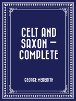 Celt and Saxon — Complete