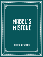 Mabel's Mistake