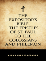 The Expositor's Bible