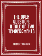The Open Question