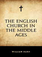 The English Church in the Middle Ages