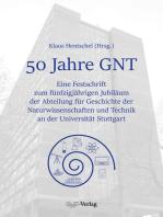 50 Jahre GNT