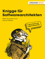 Knigge für Softwarearchitekten