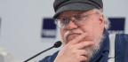 A 'Stressed' George R.R. Martin Is Stepping Back From His Blog