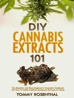 DIY Cannabis Extracts 101