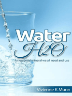 Water – H2O