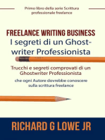 Freelance Writing Business - I segreti di un Ghostwriter Professionista