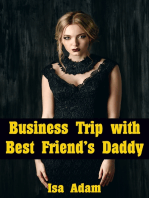 Business Trip With Best Friend's Daddy