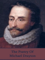 The Poetry of Michael Drayton