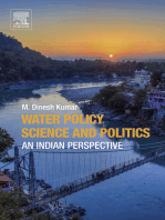 Water Policy Science and Politics: An Indian Perspective